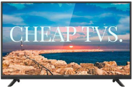 cheap tvs in kenya